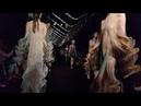 Iris van Herpen translates motion of bird flight into pleated garments