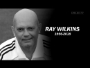 Remembering Ray Wilkins, one of football's true gentlemen. Rest in peace, Ray.