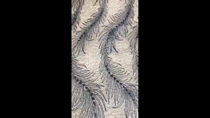 Capriccio della sposa. Итальянские перья