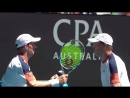 The best doubles rally youll see this year _ Australian Open 2018