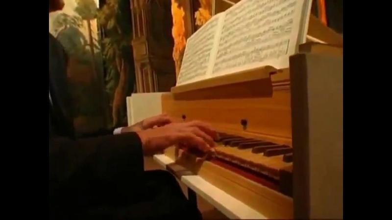 1080 (12) - J. S. Bach - Die kunst der fuge, BWV 1080 12. Contrapunctus 10 a 4 alla decima. Hostias - Peter Ella, harpsichord
