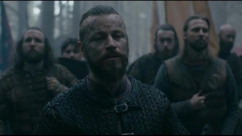Викинги Песня братьев Харольда и Хальфдона