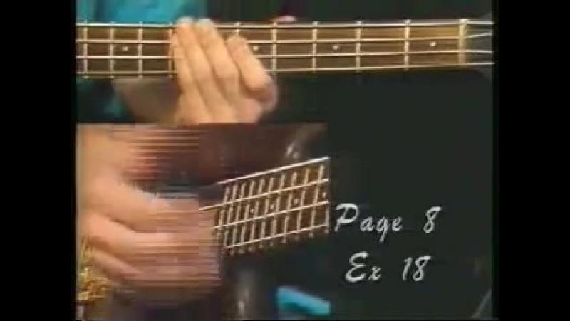 Алекс Скларевски - Басовая слеповая прогамма