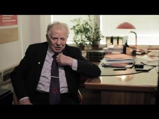 Интервью лауреата нобелевской премии, физика, академика РАН Жорес Алфёров.