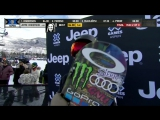 Jamie Anderson wins Womens Snowboard Slopestyle gold _ X Games Aspen 2018
