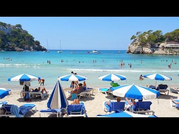 Пляж Кала Галдана, Менорка / Playa Cala Galdana, Menorca