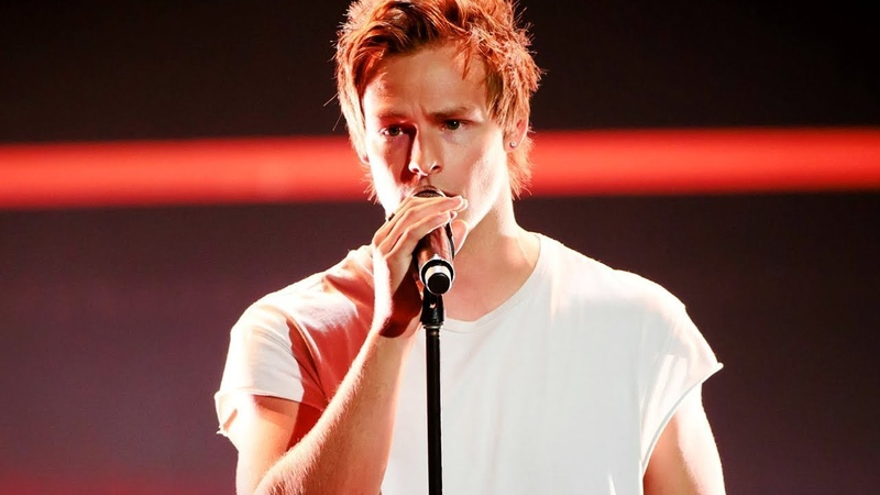 Trent Bell - 'Always' - Blind Audition: The Voice Australia 2018