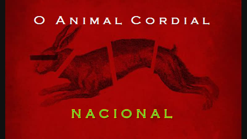 O Animal Cordial (2017) de Gabriela Amaral Almeida - NACIONAL