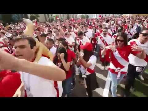 ¡Perú en Rusia 2018¡ Los hinchas peruanos tienen esperanzas en el Mundial de Rusia