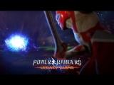 Анонс чего-то для Power Rangers Legacy Wars