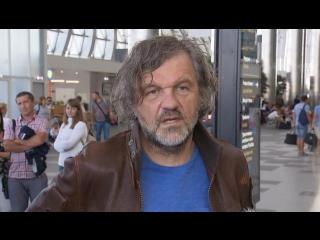 Сербский режиссер и музыкант Эмир Кустурица даст концерт в Ялте