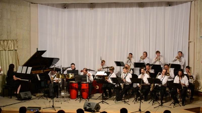 Caravan(Big Band Nazaretova 2012)