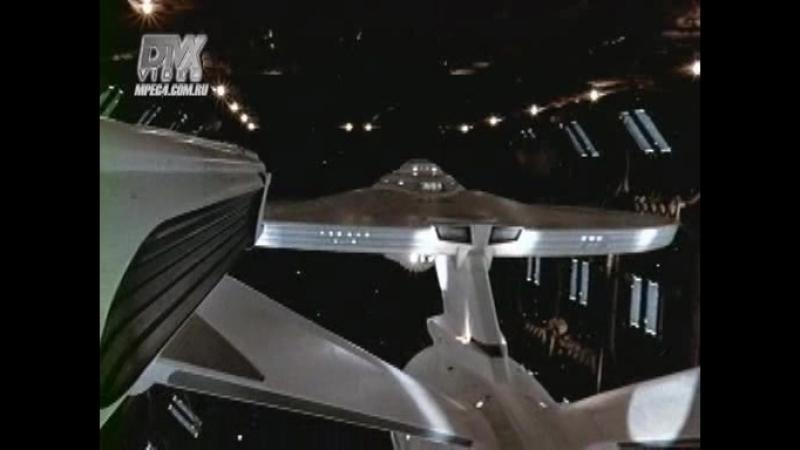 Star Trek II: The Wrath of Khan | Enterprise Escape