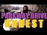 Parkway Drive - Unrest - Drum Cover(Glen Monturi)
