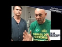 Dono da Havan, Luciano Hang se encontra com Bolsonaro e ambos enviam mensagem contundente ao Brasil