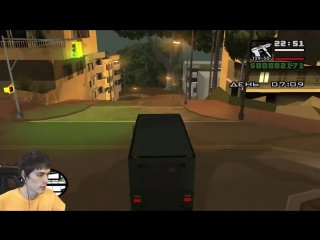 [Mr DeKart] КТО ЭТОТ ПЕНДЕХО?!?! - GTA: San Andreas [Grand Theft Auto: San Andreas] - #2