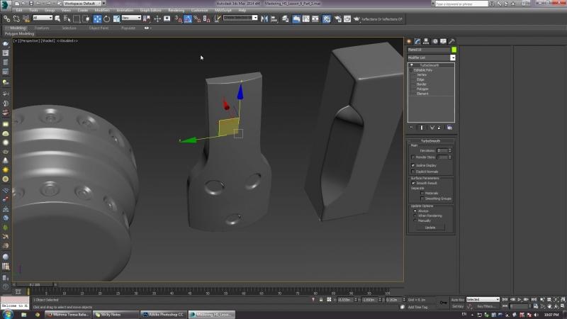 занятие6 - Hard Surface Modeling (rus)