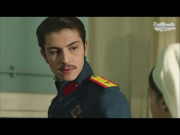 Second Meeting of Hilal and Leon (From 5th Episode of Wounded Love)