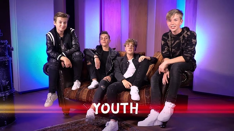 FOURCE – YOUTH (studio cover)