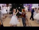 утренник Елка 2017 танец парный зима-зима красавица