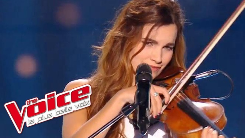 Coldplay – The Scientist   Gabriella Laberge   The Voice France 2016   Blind Audition
