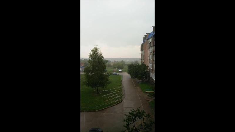 дождь в новоднестровске гроза