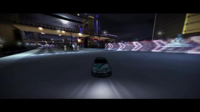 NFS Carbon / Drift Duel / Joker vs GoldDust / Starlight Strip(5 Laps) / Part 2.1