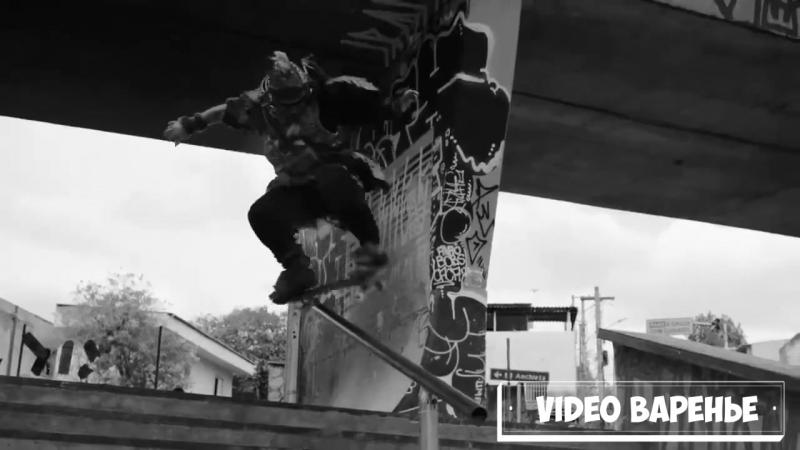 Трюки в исполнении самураев (VIDEO ВАРЕНЬЕ)