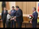 Лучшие специалисты энергокомплекса региона получили заслуженные награды
