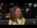 Natalie Portman visita set de Os Últimos Jedi