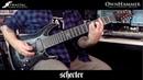 Jon Symons - 'Vespertine' (Schecter Hybrid C-8, Axe FX OH HHC2)