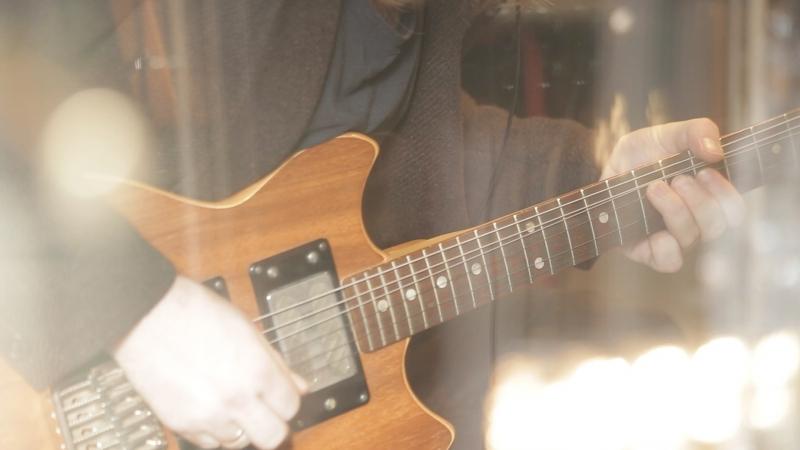 Jolana Superstar USSR Guitar Boss Super Octave OC-3 ZZ Top Blues Style