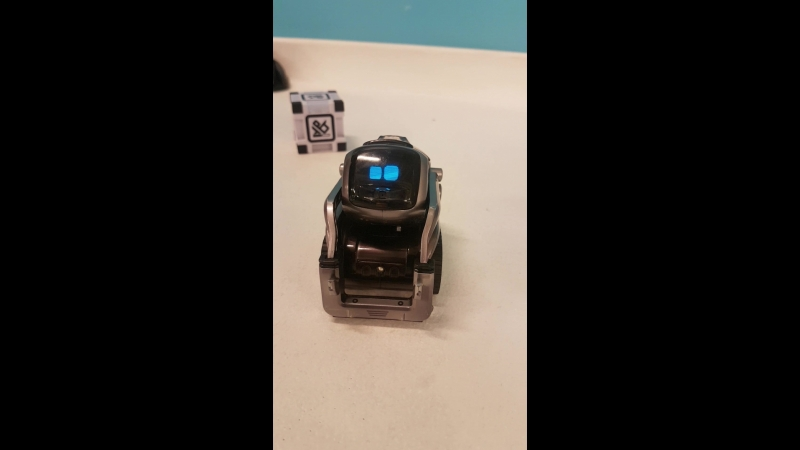 Робополис Красноясрк - Интеллектуальный и эмоциональный робот Козмо / Короткометражка