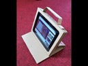 How Make A Tablet Case From Cardboard