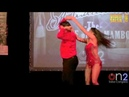 Eddie Torres And Shani Talmor ON2 Salsa Congress 2013 Milan Italy
