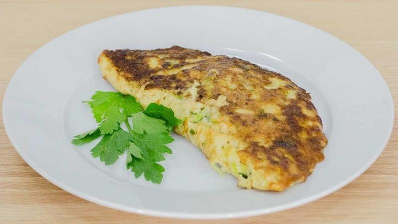 Чебуреки из кабачков. Рецепты блюд с кабачками. Серия 2. » Freewka.com - Смотреть онлайн в хорощем качестве