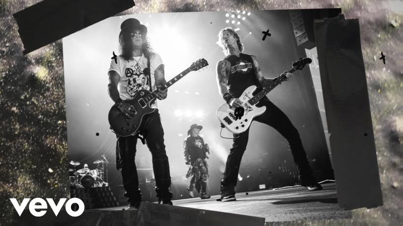 Guns N' Roses - Shadow Of Your Love (Tour Edition / Lyric Video) » Freewka.com - Смотреть онлайн в хорощем качестве