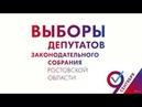 Выборы депутатов Законодательного Собрания Ростовской области VI созыва
