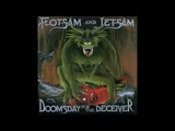Flotsam And Jetsam - Doomsday For The Deceiver (1986) (LP, Holland) HQ