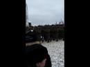 исторический парад в г.Североморск 24.02.2018г.
