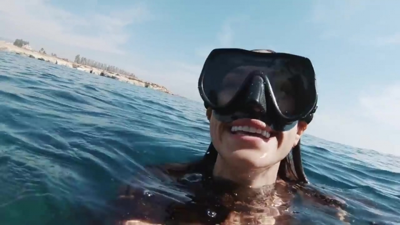 Cypus 2. Тур по вилле и самое крутое место на Кипре! Нудисты и черепахи