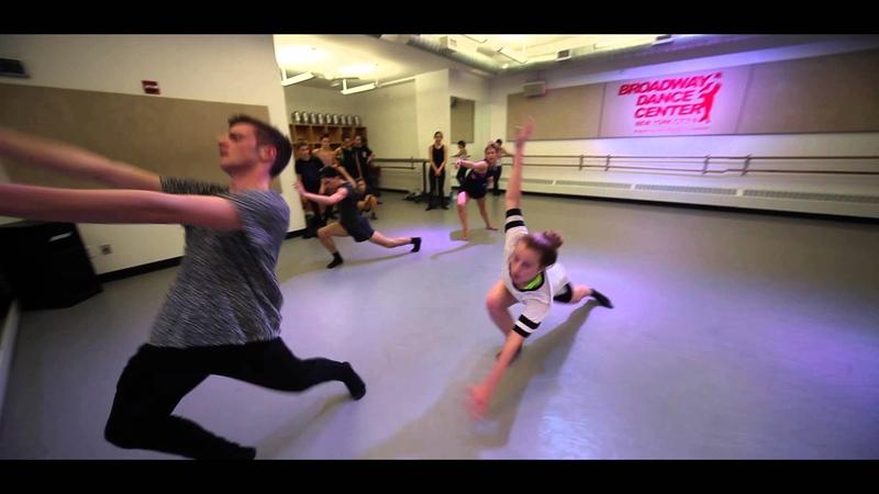 Runnin (lose it all) Beyonce Naughty Boy Choreography by Derek Mitchell at Broadway Dance Center