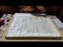 Форма для 3D панелей своими руками