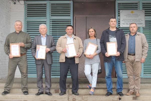 Полицейские Усть-Илимска поблагодарили самых активных дружинников