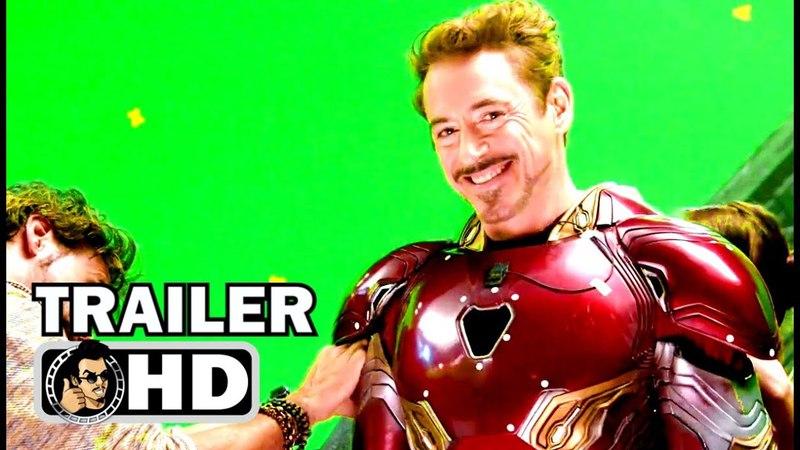 AVENGERS: INFINITY WAR Bloopers Gag Reel Behind The Scenes Trailer | NEW (2018) Superhero Movie HD