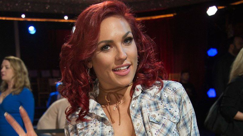 EXCLUSIVE: 'DWTS' Pro Sharna Burgess Opens Up About Dating Rumors