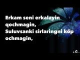 Shohruhxon-Komila qiz (Karaoke type)- Шохрухон-Комила к,из (Караоке стил)