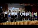 """""""Битва хоров""""-  мероприятие в пришкольном летнем оздоровительном лагере при Кантауровской школе ."""
