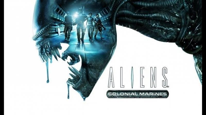 Унижаем ЧУЖИХ в Aliens: Colonial Marines » Freewka.com - Смотреть онлайн в хорощем качестве