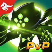 Установить  League of Stickman 2018- Ninja Arena PVP [Мод: много денег]